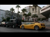 luxury cars in Cannes 2013