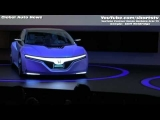 Cars of The Future Honda Concept Tokyo Motor Show