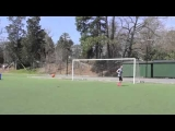Girl Shows Off Incredible Soccer Skills!
