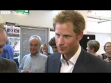 BBC News – Royal baby  Uncle Harry on meeting Prince George