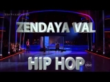 Zendaya Coleman and  Val – Hip Hop – Dancing with the Stars 16 Semifinals