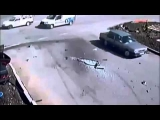 Luckiest Man Alive (Car Crash)