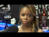 Shay Johnson Interview At The Breakfast Club Power 105 1