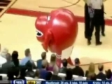 Hilarious NBA Mascot Moments! [HQ]
