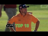 Top 10 Luckiest Shots in Golf