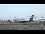 Amazing video of 747 lifting in place in extreme wind conditions – 1080P HD