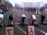 race start EPIC fail