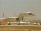 North American XB-70 Valkyrie SST