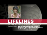 An African American Triple Negative Breast Cancer Survivor:  Melanie Nix's story