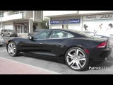 Fisker Karma EV ER – 3rd one in Dubai in black