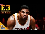 E3 1st Look at NBA LIVE 14 on Xbox One   E3M13