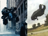 Movie Tech: Company Develops the The Real Flying 'Bat' From Dark Knight Rises