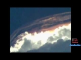 Very strange phenomena in the Saudi Arabia sky