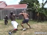 STREET FIGHTS — KIMBO SLICE v B.I.G !!!!!