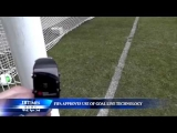 FIFA Approves New Goal Line Technology