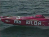Offshore Powerboat Racing – Dubai – Spectacular Crash