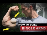 How to Get Big Arms – MUCH FASTER!! (Triceps and Biceps)