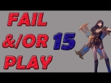 Unofficial Aatrox pentakill – League of legends random top pro plays epic fails funny lol moments 15