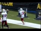 FBU National Championship Dee Tull Amazing Touchdown Team Maryland Youth Football Highlights