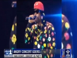 Angry R. Kelly Fans Want A Refund After Paying $150 Ticket To See A Fake R. Kelly Performing!
