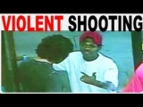 Houston Gas Station Shooting – Caught on Surveillance Camera – VIDEO and STORY