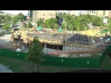 National Center for Civil & Human Rights – Construction – Downtown Atlanta – 7/29/13