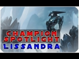 League of Legends Champion Spotlight Lissandra [GERMAN/Deutsch | HD ] Die Eishexe