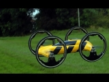 'B' the flying car, new technology 2013