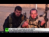 Rebel or Rogue?: US Army vet charged for joining al-Qaeda militants in Syria