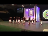 Team USA Hip Hop ICU 2013