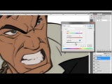 Patrick Brown – Digital Artist & illustrator – Speed Painting Tutorial & Reel Sketchozine.com