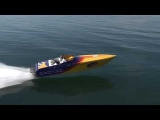 Cigarette Offshore Power Boat Racing