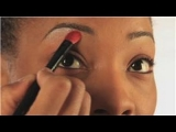 Dark Skin Makeup Tips : Evening Makeup Styles