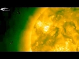 "Huge UFOs, Anomalies, ""RODs"", giant ""Power pillar"" near the Sun – July 24, 2013"