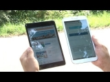 Samsung Galaxy Tab3 8 inch vs Apple iPad mini » MobileCowboys