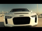 Audi Quattro Concept official promo – narrated