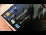 How to Save Photographs to Micro SD Card Samsung Galaxy S4
