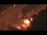 Spectacular demolition of Chinese viaduct caught on camera – May, 2013