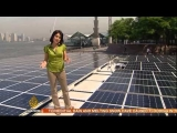 Solar-powered boat sails on climate mission