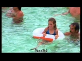 "Classic ""Caddy Shack"" doodie in pool- Hilarious!"