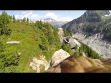 Amazing Flying Eagle POV Video