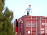 Epic Parkour Fail