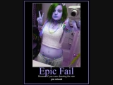 A Tribute To The Epic Fail