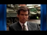 Behind the Scenes with Pierce Brosnan as James Bond 007