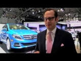 Mercedes Benz%27s First Electric Car for the U S