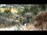 Syria War 2013 – Free Syrian Rebels Fighting Syrian Military In Latakia September 2013