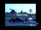 New street fights compilation crazy fights on the road comp 2013  Part 9
