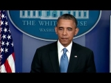 """As Protests Continue Over Verdict, Obama Says """"Trayvon Martin Could Have Been Me 35 Years Ago"""""""
