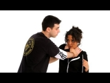 How to Escape a Front Choke Hold | Self Defense
