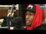 ASAP Rocky at The Breakfast Club – Power 105.